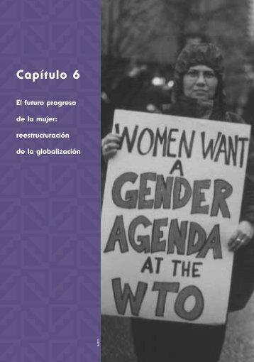El futuro progreso de la mujer - UN Women