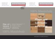 Massivholz (1,30 MB) - Wöstmann