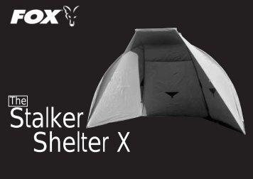 STALKER SHELTER.QXD - Fox