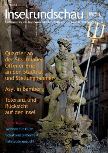 Quartier an der Stadtmauer: Offener Brief an den Stadtrat und ...