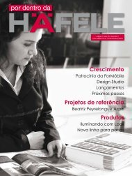 Faça o download do PDF - Häfele