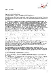 Jugendwohnheime in Deutschland - Verband der Kolpinghäuser eV