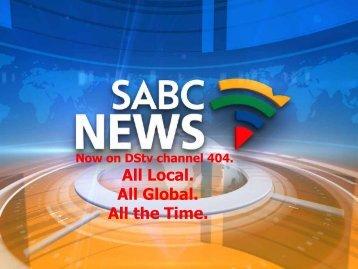 20 August 2013 - SABC