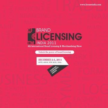 Brand Licensing Brochure - Franchise India