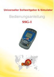 Typ SSG-1 - Seli GmbH
