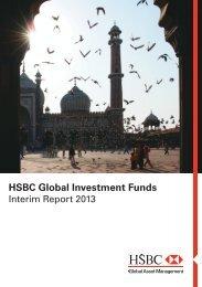 HSBC Global Investment Funds - Fundsupermart.com