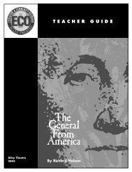 The American Revolution - Alley Theatre