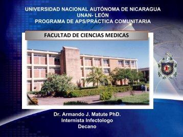 2. Universidad Nacional Autónoma de Nicaragua-León