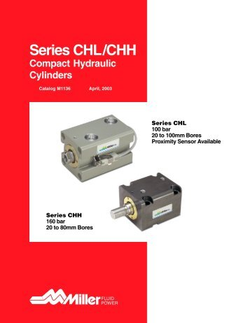 Series CHL/CHH - Warden Fluid Dynamics