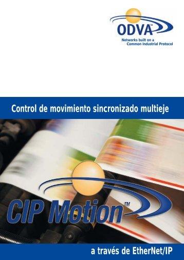 EtherNet/IP y CIP Motion - ODVA
