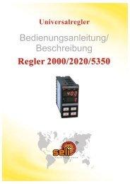 Technische Daten - Seli GmbH