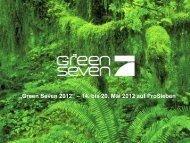 Green Seven 2012 - Hoppsala