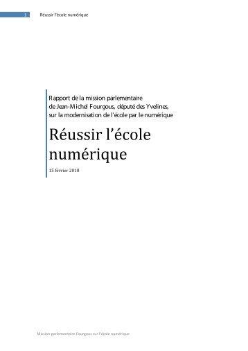 rapport_fourgous_reussir_l_ecole_numerique_fevrier_2010