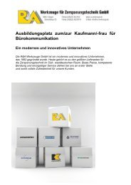 Ausbildungsplatz zum/zur Kaufmann/-frau für Bürokommunikation
