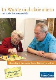 Stützpunkt der Ambulanten Dienste Salzburg - SeneCura