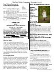 The ew Visions Community Messenger, Continued - Page 6