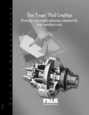 True Torque™ Fluid Couplings