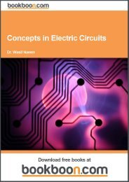 Concepts in Electric Circuits