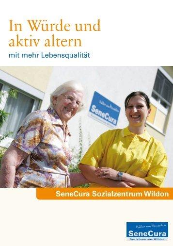Betreuung und Pflege - Senecura
