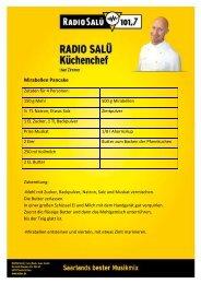 Mirabellen Pancake - Radio Salü