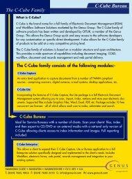 C-Cube Bureau