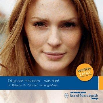 Diagnose Melanom – was nun? - Melanom-Wissen