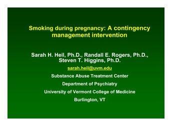 management intervention