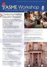 ASM1521 A4 Workshop FLYER 11 web - Faculty Development
