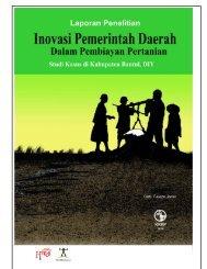 KRKP 2010 Kajian Inovasi Daerah dalam Pembiayaan Sektor ...