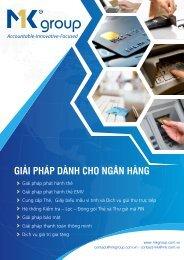 GIẢI PHÁP DÀNH CHO NGÂN HÀNG - Công ty Cổ Phần Thông ...
