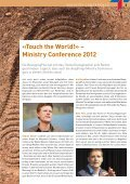 Juli-August: Evangelistische Vielfalt - BewegungPlus - Page 3