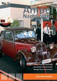 Ampel Nachrichten No. 60 [ PDF-DOWNLOAD ] - RTB GmbH & Co. KG