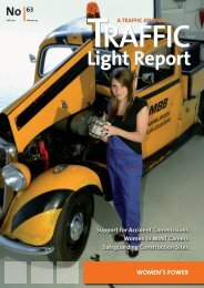 Traffic Light Report No. 63 - RTB GmbH & Co. KG