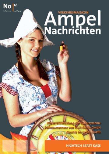 Ampel Nachrichten No. 61 [ PDF-DOWNLOAD ] - RTB GmbH & Co. KG