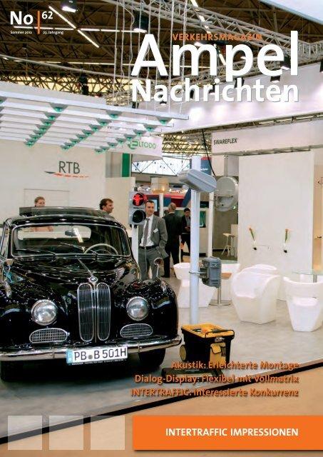 Ampel Nachrichten No. 62 [ PDF-DOWNLOAD ] - RTB GmbH & Co. KG