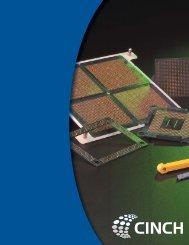 CIN::APSE Brochure - Cinch Connectors
