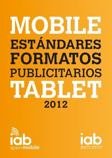 Guía de formatos publicitarios para smartphones y ... - IAB Spain