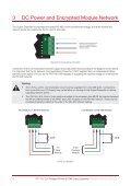 Protege DIN Rail 8 PGM Output Expander - Page 6