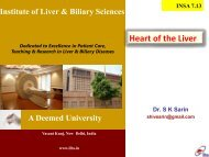 Heart of the Liver - Indian National Science Academy