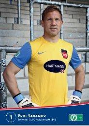 Erol Sabanov - 1. FC Heidenheim