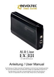 Anleitung / User Manual - be quiet!