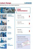 LESER High Performance Safety Valve ... - Pressure Systems - Page 2