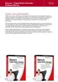 BLANCCO – Software Manual Digital Media Shredder - Page 3