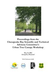 Proceedings from the Chesapeake Bay Scientific and Technical ...