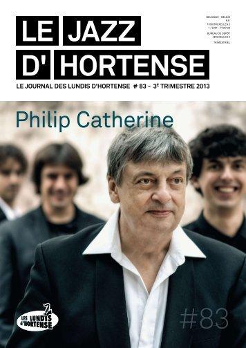 Le JAZZ d' Hortense #83 - Jazz in Belgium