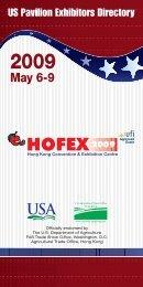 Michael Foods, Inc. - USDA Hong Kong