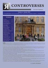 CONTOVERSES - Intranet - Sciences Po Aix