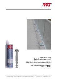 PDF (450 KB) - MKT Metall-Kunststoff-Technik GmbH & Co. KG