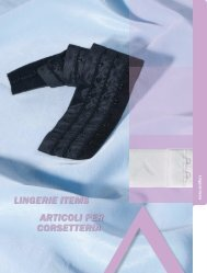 LINGERIE ITEMS ARTICOLI PER CORSETTERIA - Coats Crafts
