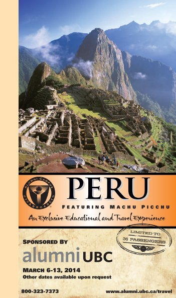 PERU - AHI International